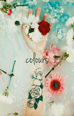 colours {yoongi+bangtan} by hazyhobi