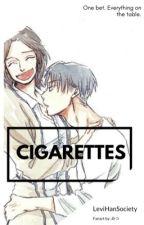 Cigarettes | levihan  by LeviHanSociety
