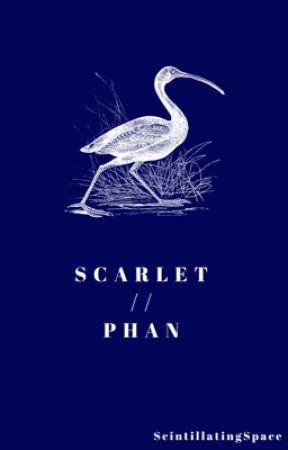 Scarlet // Phan by ScintillatingSpace