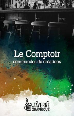Le Comptoir by LaTaverneGraphique