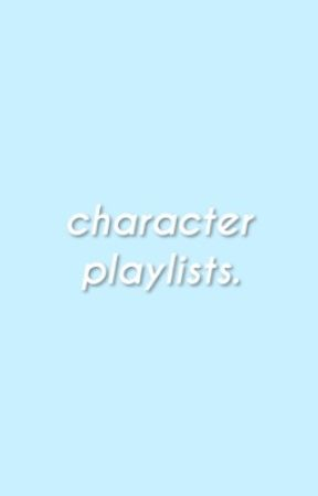 character playlists by tardiswriters