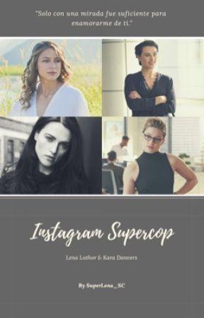 Instagram Supercorp by SuperLena_SC