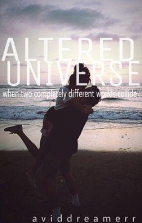 Altered Universe by aviddreamerr