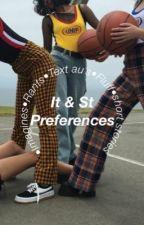 It/ St preferences  by cornbutler