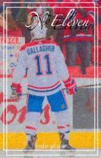 No. Eleven; brendan gallagher by brendan-gallagher
