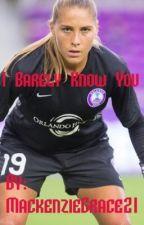 I Barely Know You (Aubrey Bledsoe/You) by MackenzieGrace21