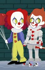 old pennywise x reader x new pennywise  by Yanna21uk