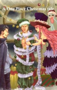 One Piece x reader - Christmas special cover
