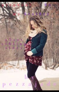 Pregnant By My Brother//MGC cover