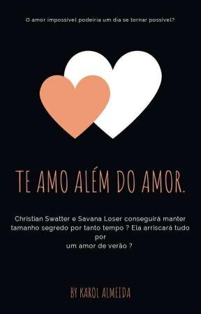 Te amo além do amor. by krolalmd