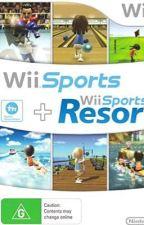 Wii sports resort smut by peachspike