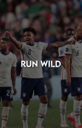 RUN WILD ▷ WINKS by gioreyna