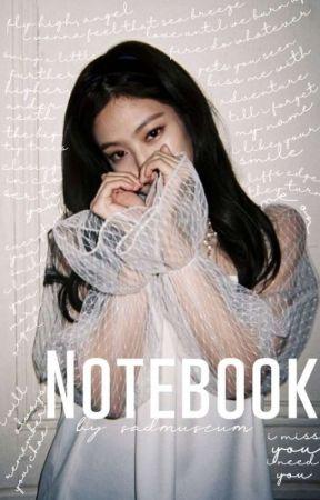Notebook    chaennie™ [✔️] by sadmuseum