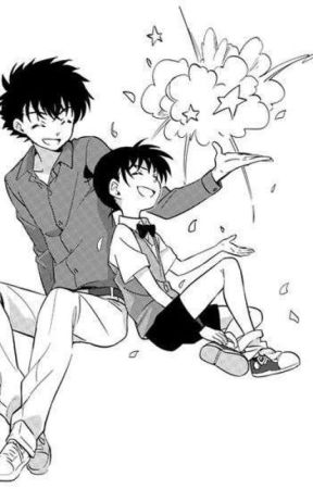 Shinichi has a Twin Brother by KyouAnnie