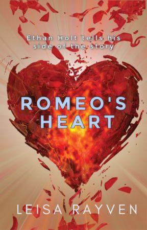 ROMEO'S HEART by LeisaRayven