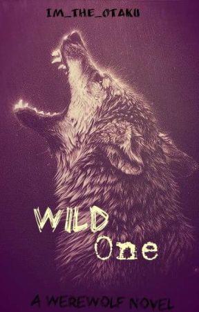 Wild One - A Werewolf Novel by xM_a_r_Ux