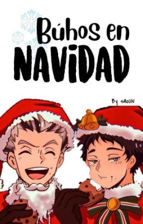 Búhos en Navidad by Sao015