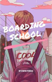 Boarding school || VKOOK cover