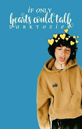 if only hearts could talk ➻ finn wolfhard by darktozier
