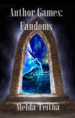 Author Games: Fandoms: Narrated By A Lot Of People by Several7s