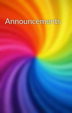 Announcements by LGBTL0VE