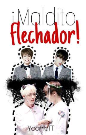 » ¡Maldito Flechador! •• KookV « by YoonieTT