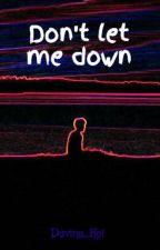 Don't let me down by Davina_Kol