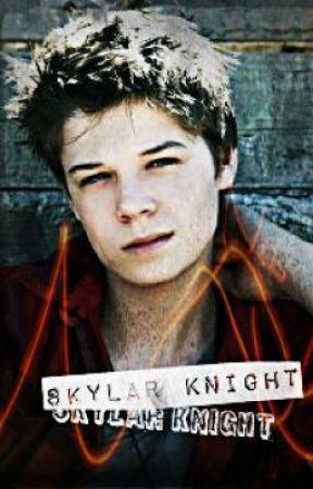 Skylar Knight by seidydiaz