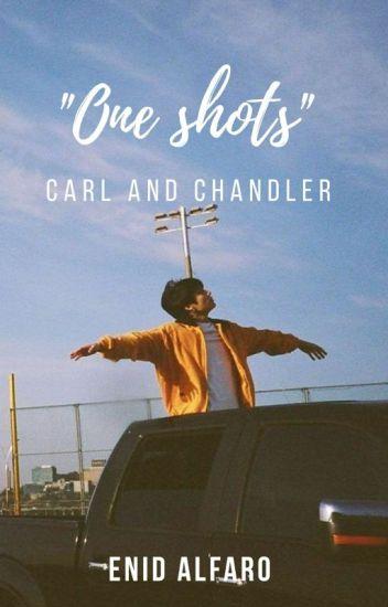 """""""Os Carl G. And Chandler R."""" 걷는 죽은 자 Cancelado"""
