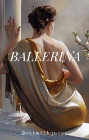 BALLERINA - derek morgan by mushroommavenne