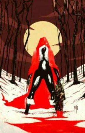 Red Hood by StarHasBlackWings