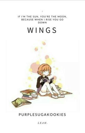Wings - Story Ideas by purplesugakookies
