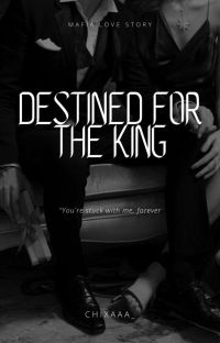 Destined For the King cover