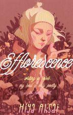 Efflorescence by floresent