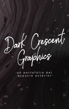 Dark Crescent Graphics by mjstonee
