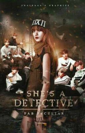 She's A Detective °°BTS•LISA°° by -chxcspear-