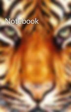 Notebook by PoemsByTiger