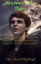 Games To Play (Peter Pan x Reader) by cherry_kxsses