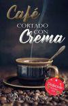 Café cortado con crema cover