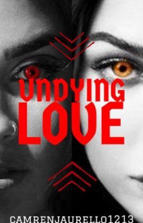 Undying Love ~ (Lauren/You) {On Hiatus} by camrenjaurello1213