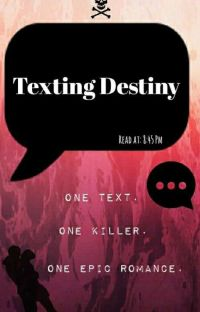 Texting Destiny (On Hold) cover