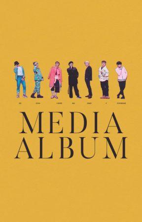 BTS Media Album by BTS