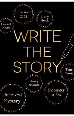 My Write The Story by MostOfTheTrash