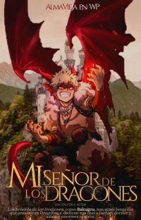 Mi Señor de los Dragones cover