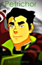 Petrichor (Bolin x Reader) by enbyenvy