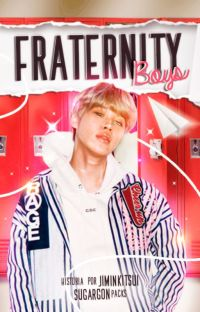 Fraternity Boys • jjk + pjm  cover