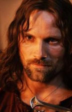 Aragorn x reader | human from Earth by thorins_queen