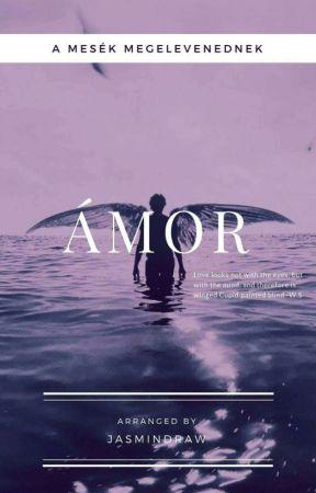 Ámor  by Jasmindraw