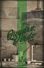 Quadro Verde by umsuricateharmo