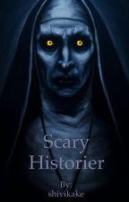 scary historier og urban legends by shivikake
